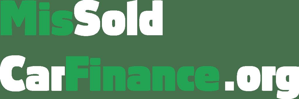 Mis Sold Car Finance Logo